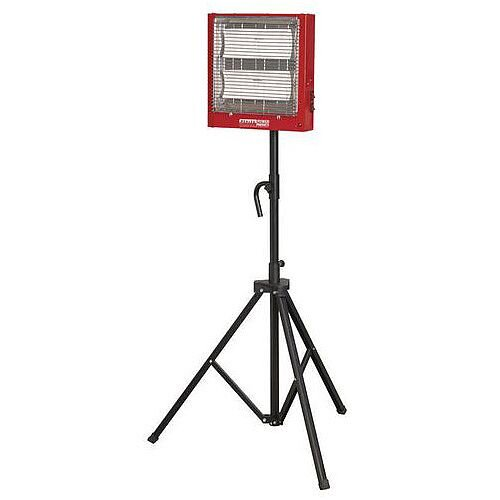 Ceramic Heater And Stand 230V