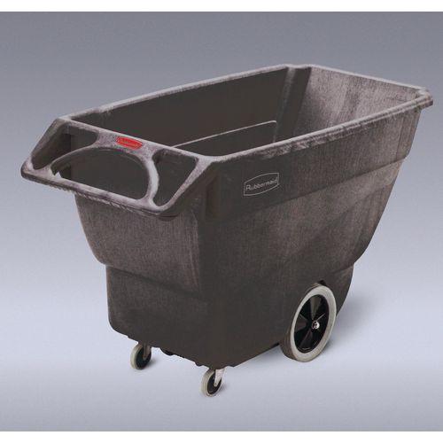 Tilt Cart Strong Plastic Capacity 400 Litre SY390786