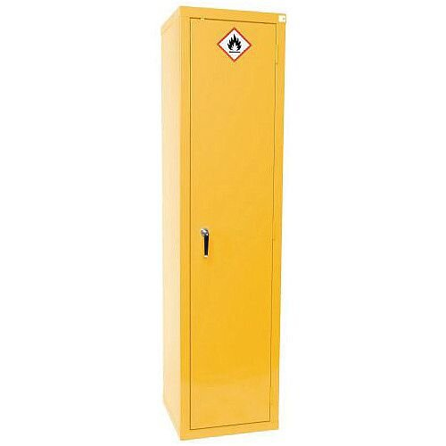 3 Shelf Premium Hazardous Cabinet HxWxD mm: 1830x459x459