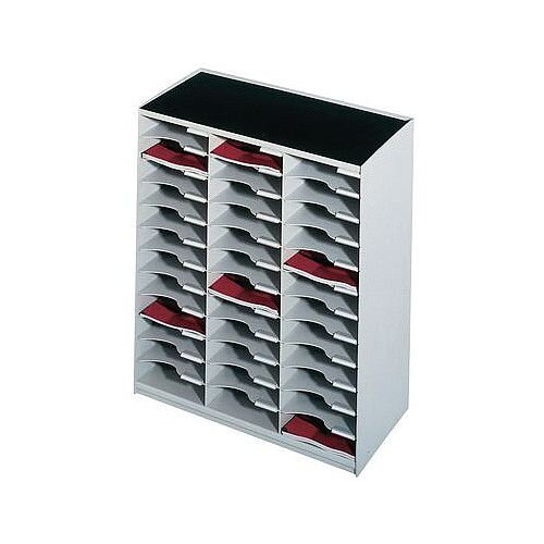 36 Compartment Module Grey