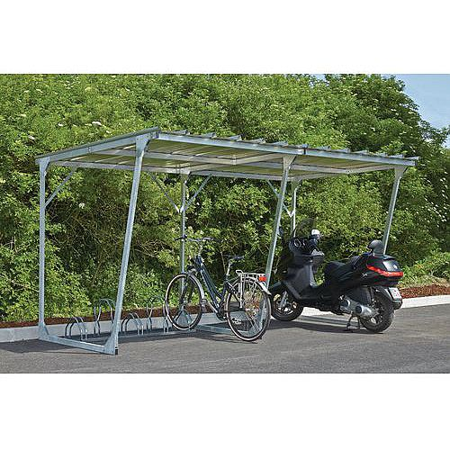 Budget Cycle Shelter Extension Module