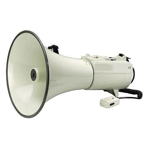 45W Megaphone With Handheld Microphone