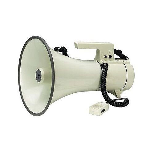 35W Megaphone With Handheld Microphone