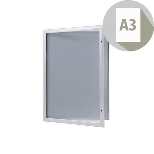 Lockable Poster Frame A3