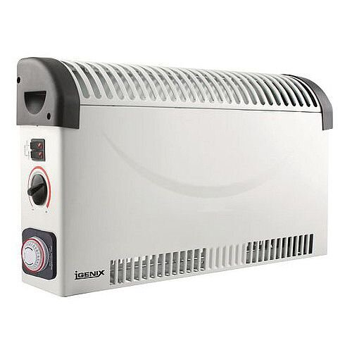 Convector Heater 2Kw With Timer And Thermostat