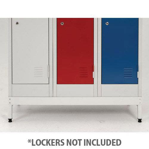 Locker Stand For Budget Express Lockers HxWxL 150x900x450mm