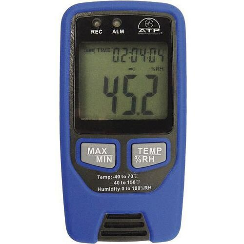 Temperature &Humidity Usb Data Logger