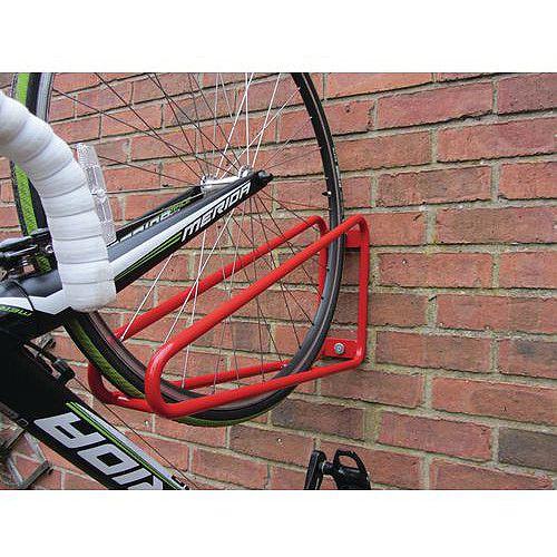 Wall Mounted Bicycle Dock Deluxe