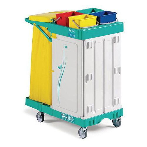 Magic Line 200 Safety Cleaning Trolley