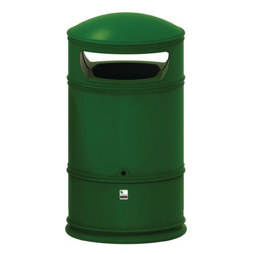 Heritage Lite Bin Green 100L