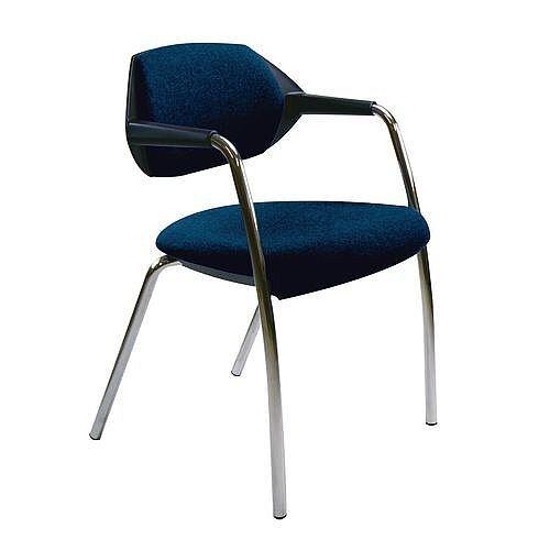 Conference &Vistor Chair Deep Blue