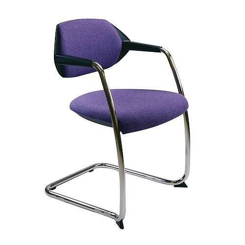 Flex Conference &Vistors Cantilever Chair Lupin
