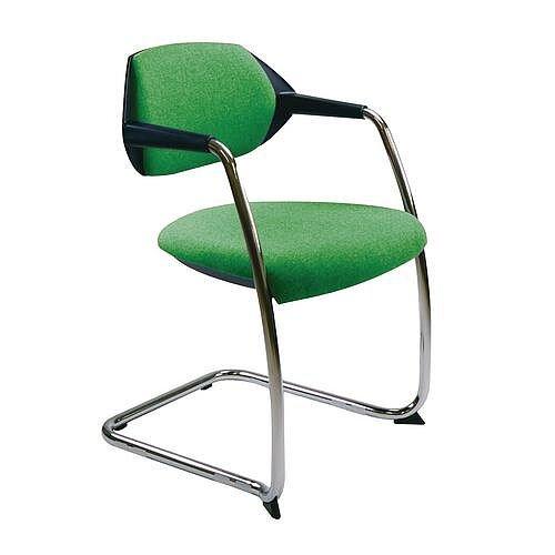 Flex Conference &Vistors Cantilever Chair Spring Leaf