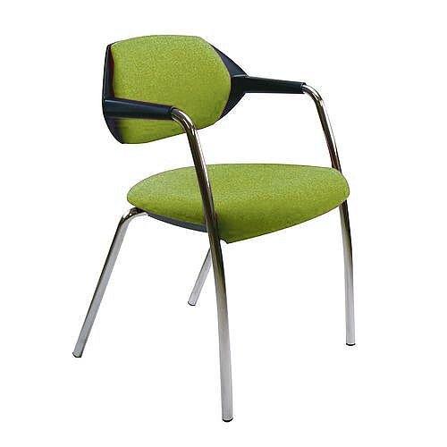 Conference &Vistor Chair Spring Leaf Green