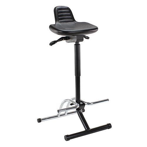 Folding Sit Stand Stool L590 850mm