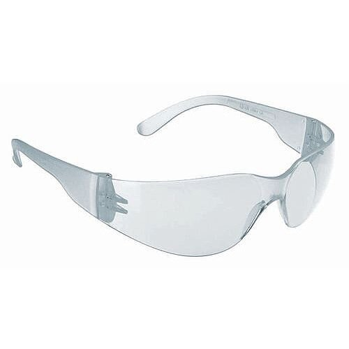 Stealth 7000 Eye Protection Lens Safety Glasses Colour Clear