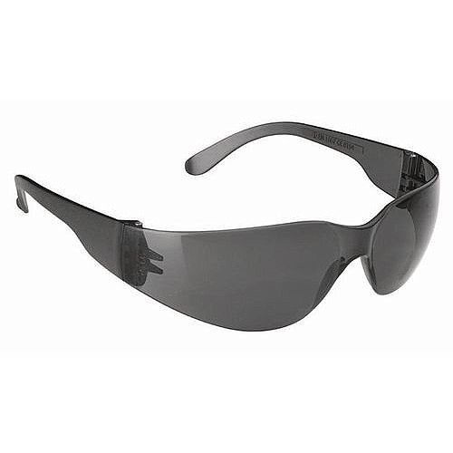 Stealth 7000 Eye Protection Anti-scratch Lens Safety Glasses Colour Smoke