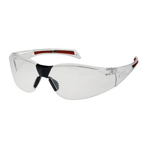 Stealth 8000 Safety Glasses Eye UV Protection Lens Colour Clear