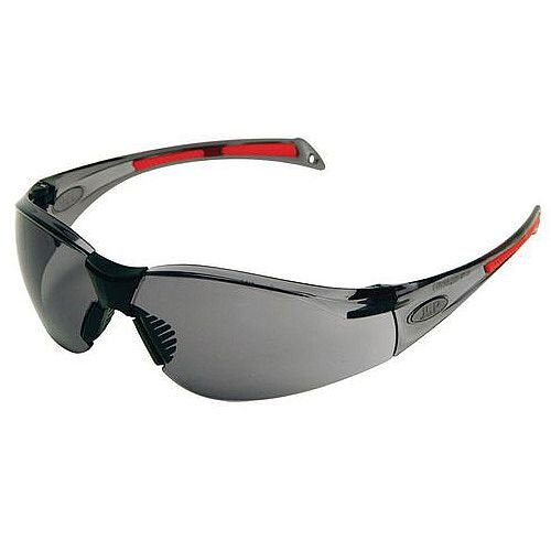226017c86f7 Stealth 8000 Safety Glasses Eye UV Protection Lens Colour Smoke -  HuntOffice.ie