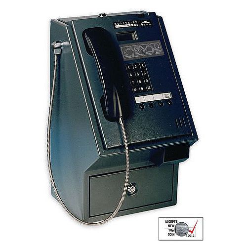High Security Payphone
