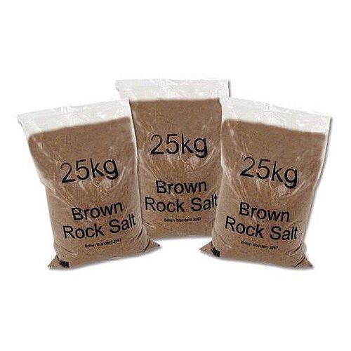 Brown Rock Salt 3-For-2 Offer