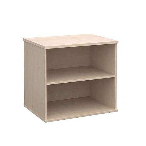 Express Desk High Bookcase Maple