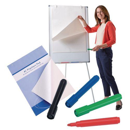 Flipchart Easel Starter Kit