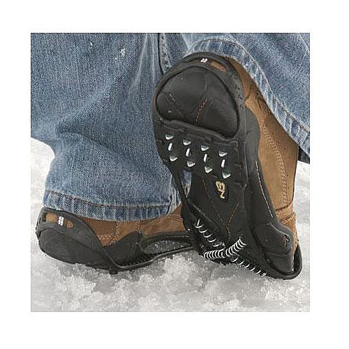 Snow and Ice Grips For 4.5-7 Size Shoes