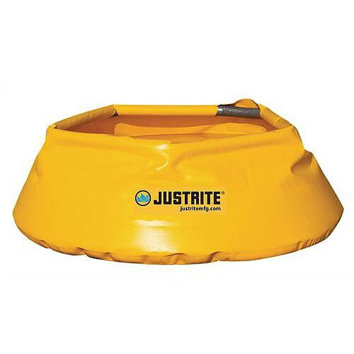 Justrite Temporary Spill Containment Pool 76L Sump Capacity HxWxL mm: 279x711x711