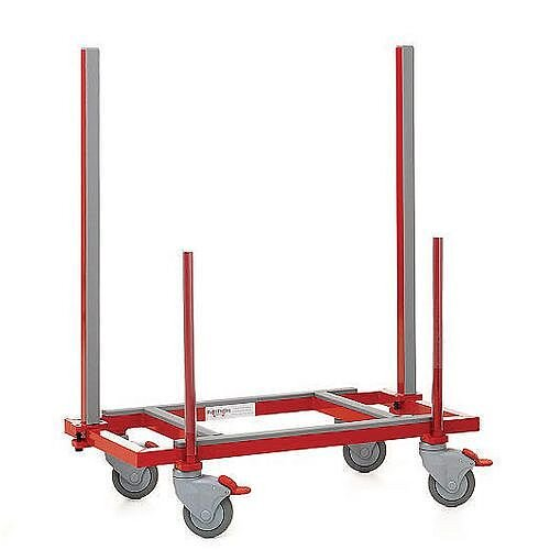 Multi Trolley Heavy Duty Furniture Mover Capacity 250kg LxWxH 780x420x960mm