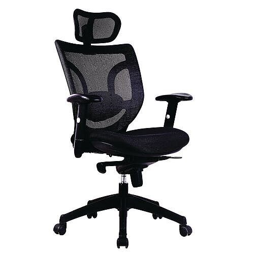 Newton High Back Mesh Executive Office Chair