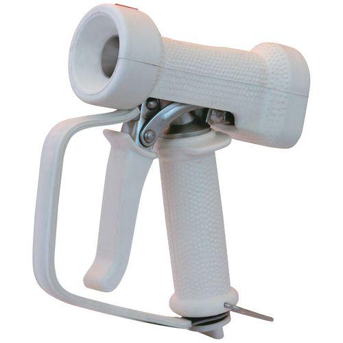 Stainless Steel Water Gun White
