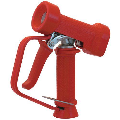 Stainless Steel Water Gun Red