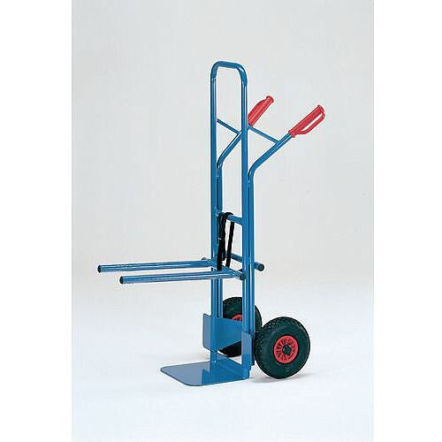 Chair Truck Solid Rubber Tyred
