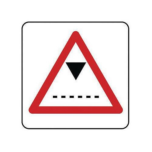 Reflective General Traffic Sign Maximum Height