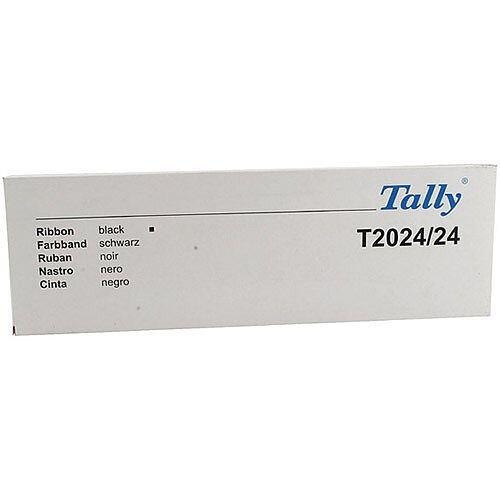 Tally Fabric Ribbon MT2024/24 Black 380124