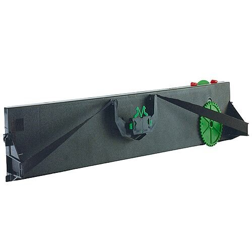 Tally Fabric Ribbon T5023 Black 397995