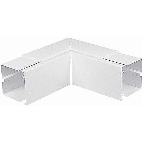 100 x 100mm Internal Angle - White