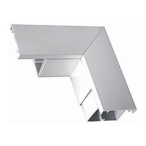100 x 100mm External Angle - White
