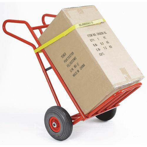 Truck Fold Footiron Foam Wheels 200kg Capacity 365265