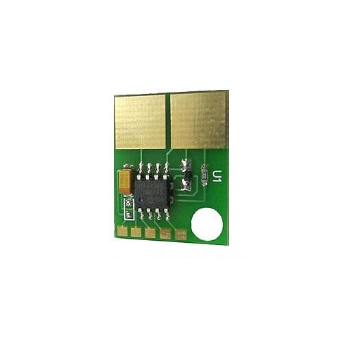 Compatible Konica Minolta TNP-22 Cyan Toner Chip Reset 4600 Page Yield
