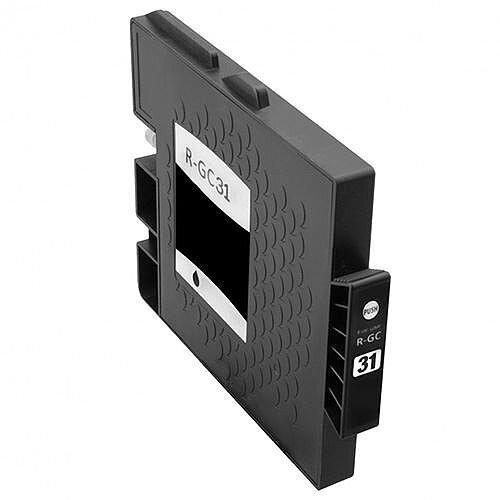 Compatible Ricoh GC31K Inkjet Cartridge 405688 Black 1920 Page Yield