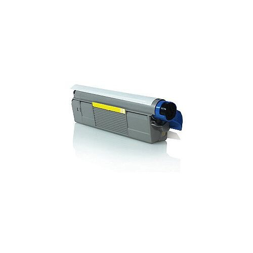 Compatible OKI 43324421 Yellow Laser Toner 5000 Page Yield