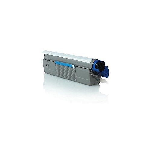 Compatible OKI 43324423 Cyan Laser Toner 5000 Page Yield