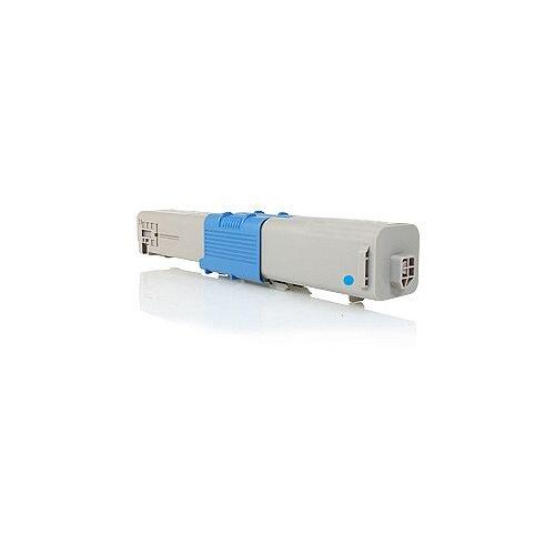 Compatible OKI 44973535 Cyan Laser Toner 1500 Page Yield
