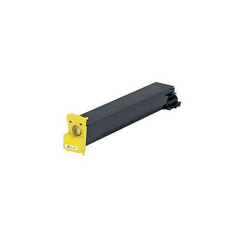 Compatible Olivetti MF25 Laser Toner Yellow toner 12,000 Page Yield B0534