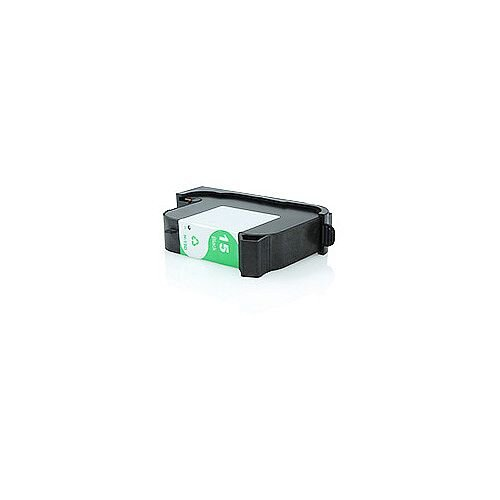 Compatible HP 15 Inkjet Cartridge C6615DE Black 600 Page Yield