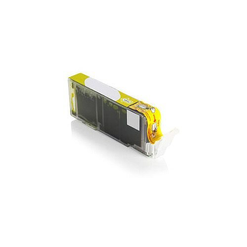 Compatible Canon CLI-571Y XL Inkjet Cartridge 0334C001AA Yellow 680 Page Yield