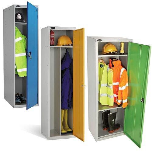 Uniform Lockers