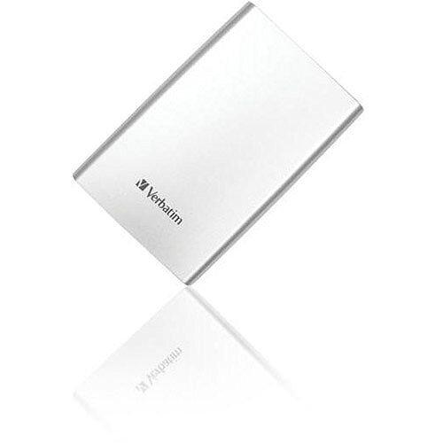 Verbatim 500GB USB 3.0 Portable Hard Drive Silver